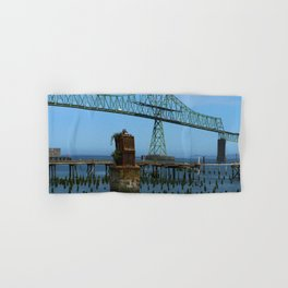 Megler Bridge -  Astoria Hand & Bath Towel