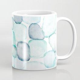 Sea Glass Pieces Coffee Mug