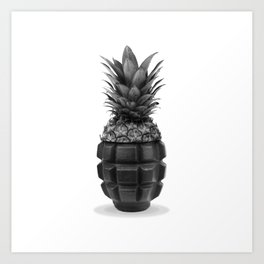 Grenapple Art Print