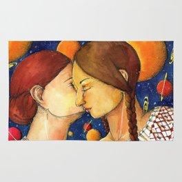 Kiss Rug