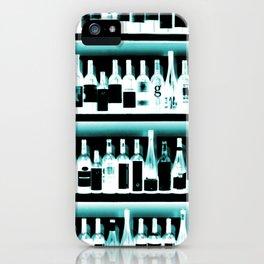 Wine Bottles - version 2 #decor #buyart #society6 iPhone Case