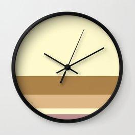 Stripes M1 Wall Clock