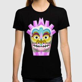 Aloha Tiki Mask T-shirt