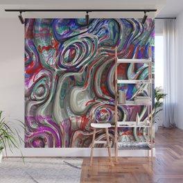 3D Twist 08 Wall Mural