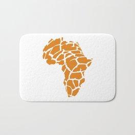 GiraffAfrica Bath Mat