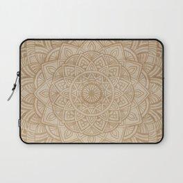 Sand Mandala Laptop Sleeve
