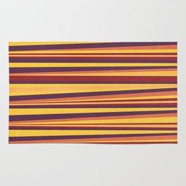 Happy Horizontal Lines Rug