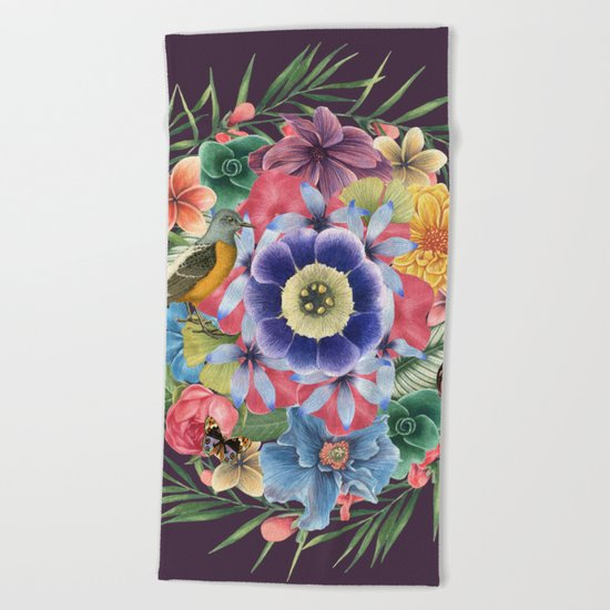 SPRING III Beach Towel