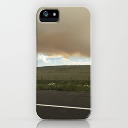 I-25 Storm iPhone Case