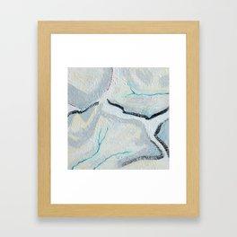 Mount Abraham, Maine Framed Art Print