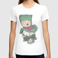 poker T-shirts featuring Poker Face by Ewan Arnolda