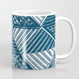 Hypercube Coffee Mug