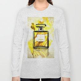 Parfum Gold Long Sleeve T-shirt