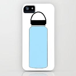 blue hydro iPhone Case