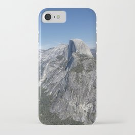Half Dome from Glacier Point iPhone Case