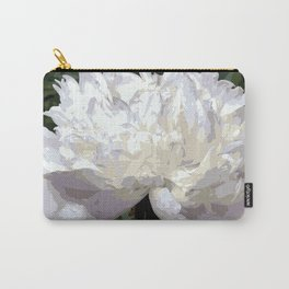 Peony Penelope Carry-All Pouch