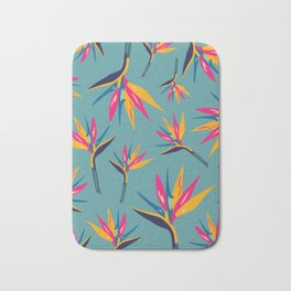 Bird of Paradise #2 Bath Mat