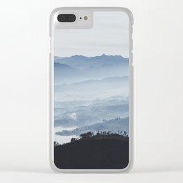 Sri Lanka Clear iPhone Case