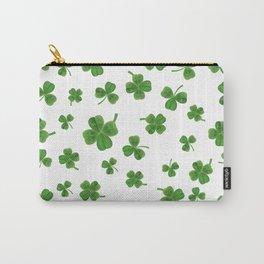 Shamrock, irish gifts women, irish gift, ireland, st patricks day, irish, luck of the irish Carry-All Pouch