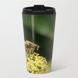 The Bee Metal Travel Mug