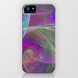 Air colors iPhone Case