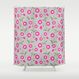 Poppies. 2 Shower Curtain