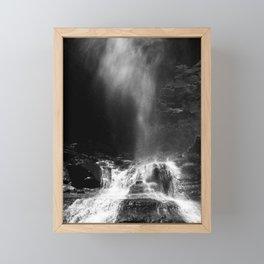 Wentworth Falls Framed Mini Art Print