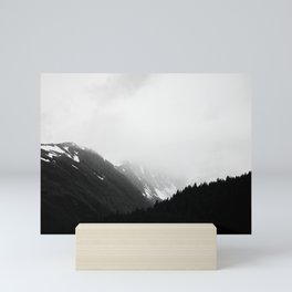 Mountain Simplicity Mini Art Print