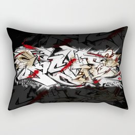 Hot Bloody Murda Rectangular Pillow