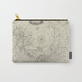 Artic Map / 1780 Carry-All Pouch
