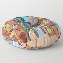 Wee Folk Lane Floor Pillow