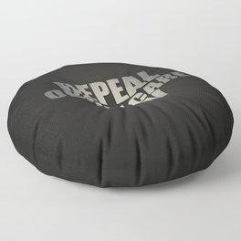 Repeal Obamacare Now Floor Pillow