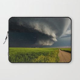 Afternoon Storm Laptop Sleeve
