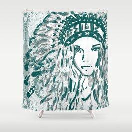 inka Shower Curtain