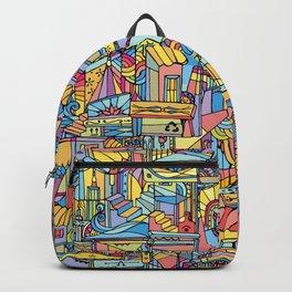 Slum Urban Backpack