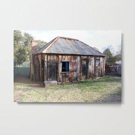 Stinson Cottage  Metal Print