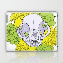 Persian Kitty Skull Laptop & iPad Skin