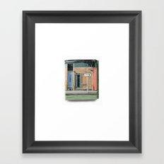 Landscape Streetstyle Framed Art Print