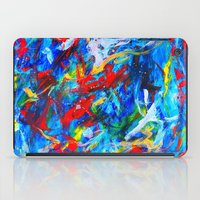 russia iPad Cases featuring Winter In Russia by Ming Myaskovsky