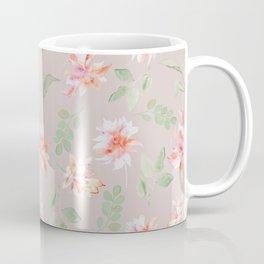 bright moody floral Coffee Mug