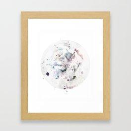 the beauty of impermanence Framed Art Print