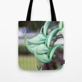 Jade Vine Tote Bag