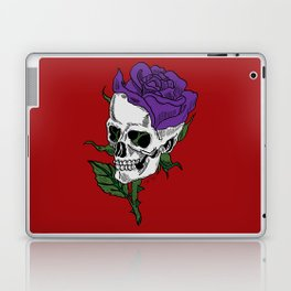 Darkness In Bloom Laptop & iPad Skin