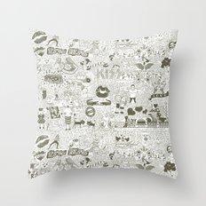 Love Stories Throw Pillow
