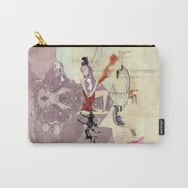 Birth - A Process Carry-All Pouch