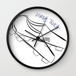 VAMOS TIQUICIA! Wall Clock