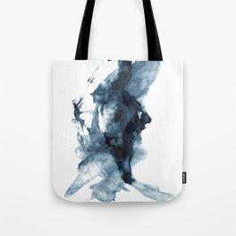 Indigo Depths No. 4 Tote Bag