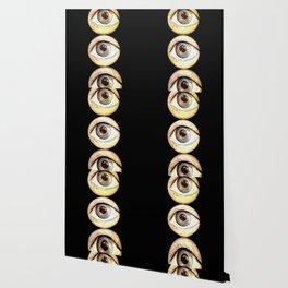 Three Eyes, Eyeballs Watching You Wallpaper