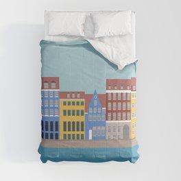 Nyhavn, Copenhagen, Denmark - North Comforters