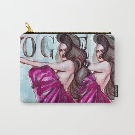 Strike that pose! Carry-All Pouch